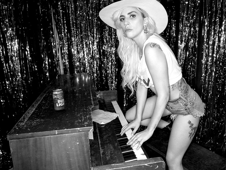 Lady Gaga10/1/16 Courtesy Bud Light